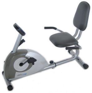 Recumbent exercise bike 15