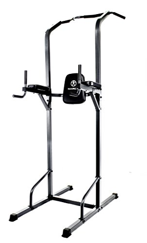 Marcy Power Tower Multi-Grip Pull Up & Dip...