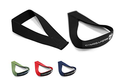 Gymreapers Olympic Lifting Straps for...