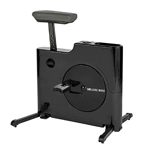 Compact Exercise Bike with 8 Levels of...