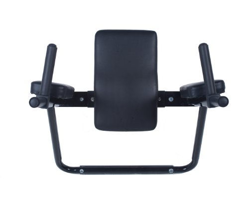 Ultimate Body Press Wall Mount Dip Station...