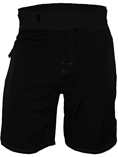 Epic MMA Gear Blank WOD Shorts - with Side...