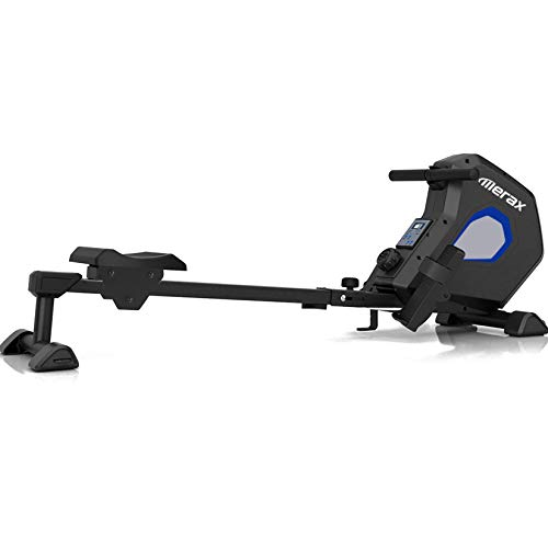 Merax Magnetic Rowing Machine Foldable...