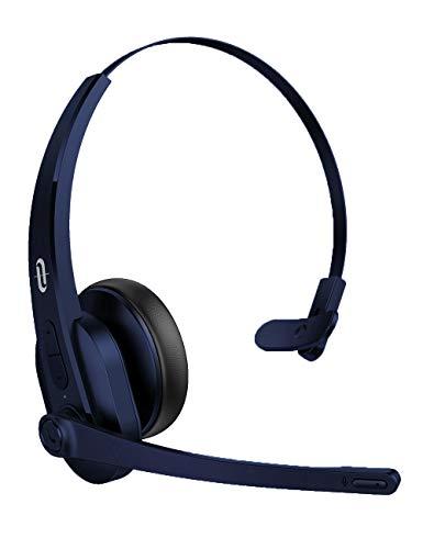 TaoTronics Bluetooth Headset with Microphone,...