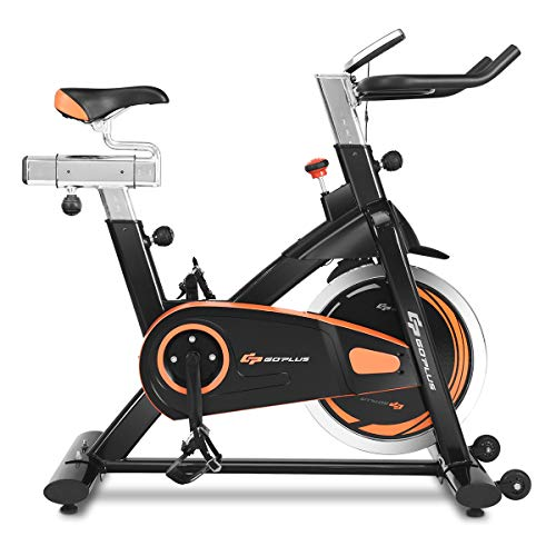 Goplus Indoor Cycling Bike, Stationary...
