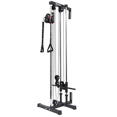 Valor Fitness BD-62 Wall Mount Cable Station...