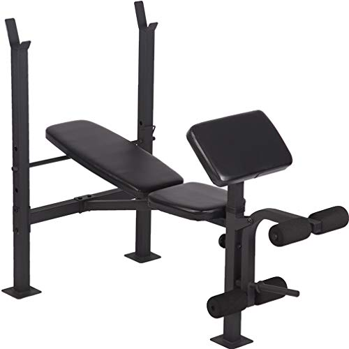 Adjustable Weight Bench Workout Bench For...