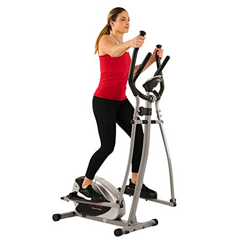 Sunny Health and Fitness Magnetic Elliptical...