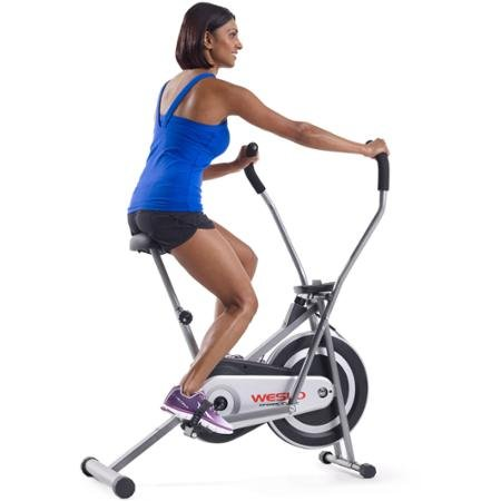 Weslo Cross Cycle Upright Bike,start Out with...