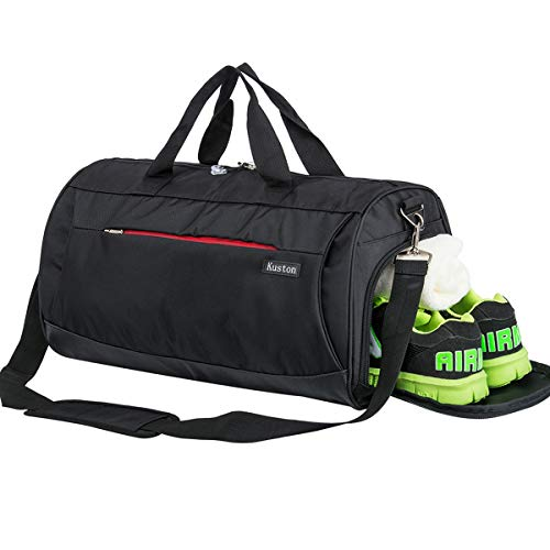 Kuston Sports Small Gym Bag for Men and Women...