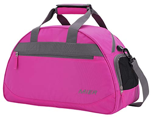 MIER 20 Inches Sports Gym Bag Travel Duffel...