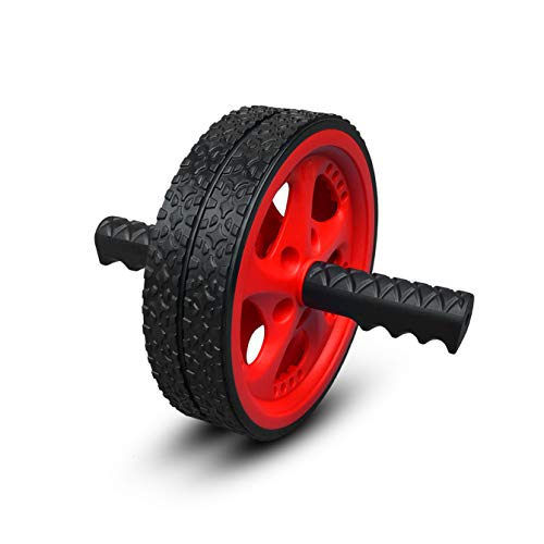 Dual Ab Wheel, Exercise And Fitness Wheel...