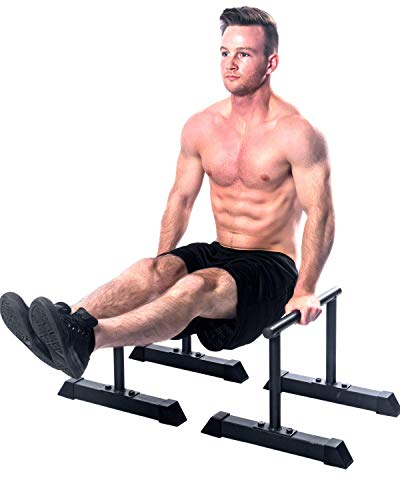 Parallettes Bars - Sturdy Dip & Push Up Bars...