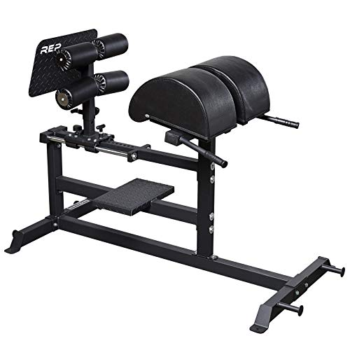 REP FITNESS V2 GHD - Glute Ham Developer -...