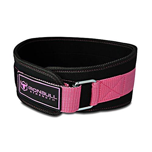 Iron Bull Strength Women Weight Lifting Belt...