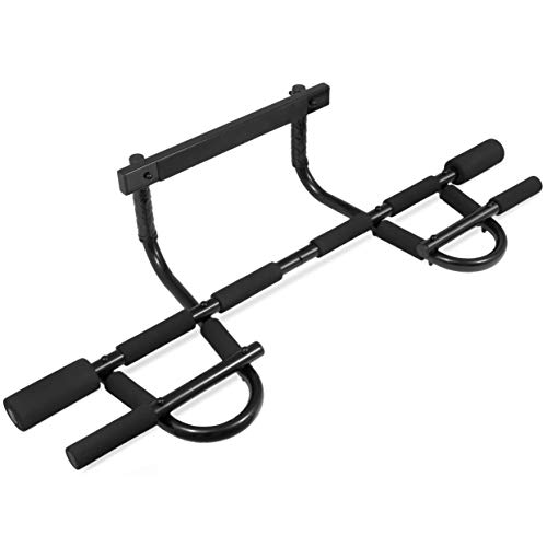 ProsourceFit Multi-Grip Chin-Up/Pull-Up Bar,...