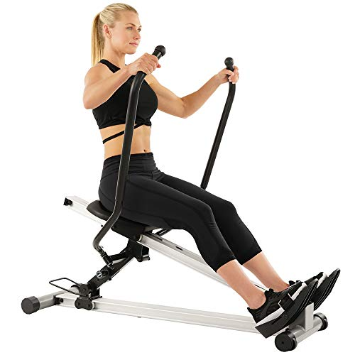 Sunny Health & Fitness Incline Full Motion...