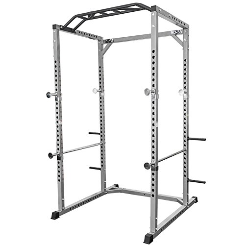 Valor Fitness BD-33 Heavy Duty Power Cage...