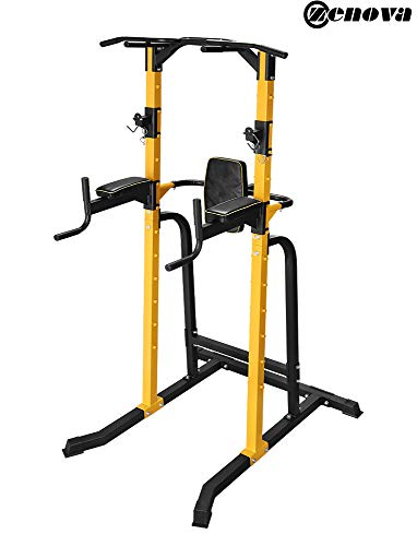 ZENOVA Power Tower Heavy Duty Gym Power...