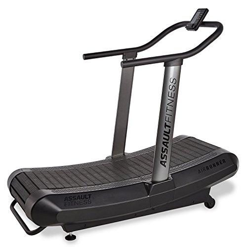 Assault Fitness AirRunner, Black...