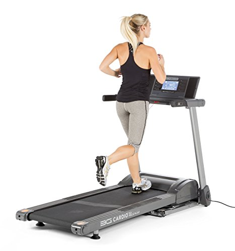 3G Cardio 80i Fold Flat Incline Treadmill
