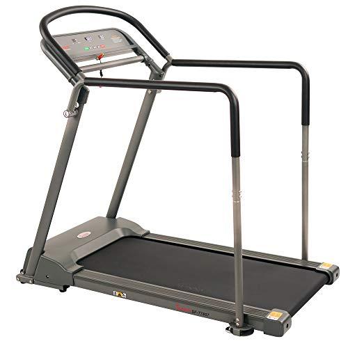 Sunny Health & Fitness Walking Treadmill with...