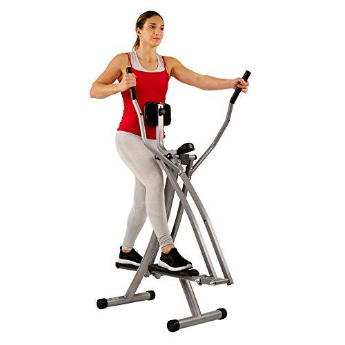 Sunny Health & Fitness SF-E902 Air Walk...
