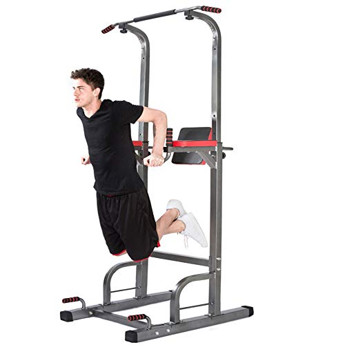 Lx Free Power Tower - Home Gym Adjustable...