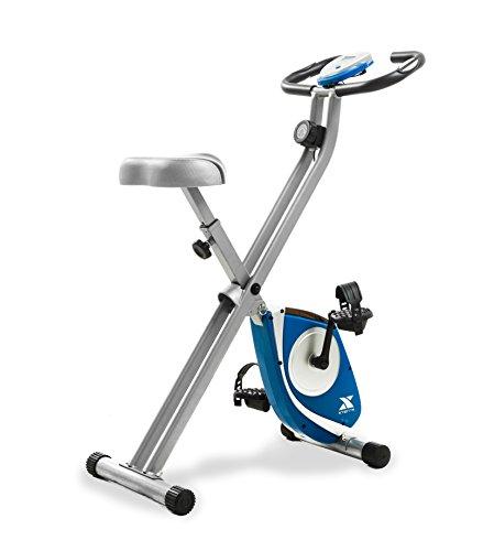XTERRA Fitness FB150 Folding Exercise Bike,...