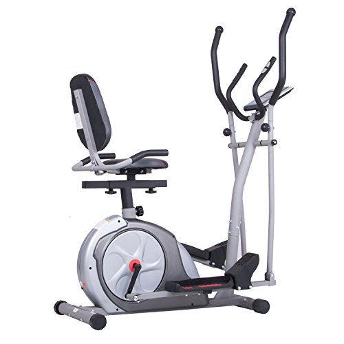 Body Rider 3-in-1 Trio-Trainer/Elliptical,...