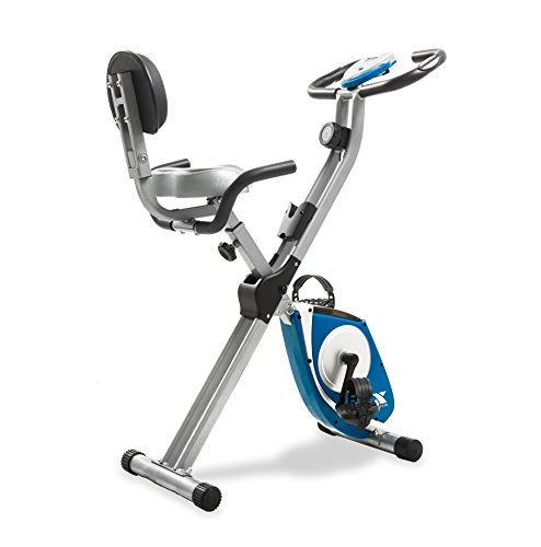 XTERRA Fitness FB350 Folding Exercise Bike,...