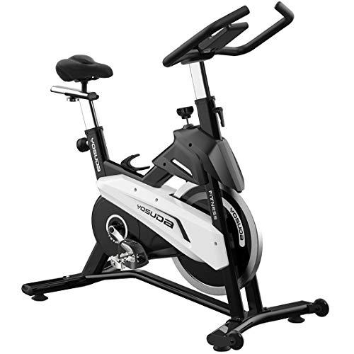 YOSUDA Indoor Exercise Bike Stationary -...