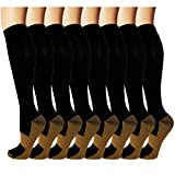 Copper Compression Socks For Men & Women...