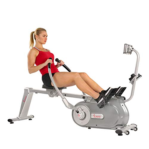 Sunny Health & Fitness Full Motion Magnetic...