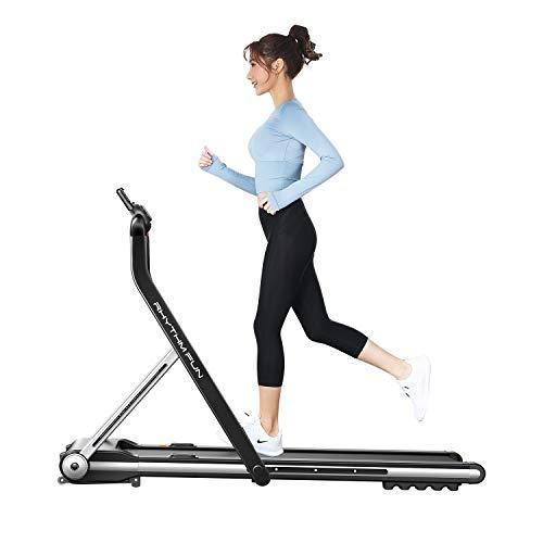 RHYTHM FUN Treadmill Folding Running...
