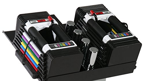 PowerBlock Personal Trainer Set, 5 to 50...
