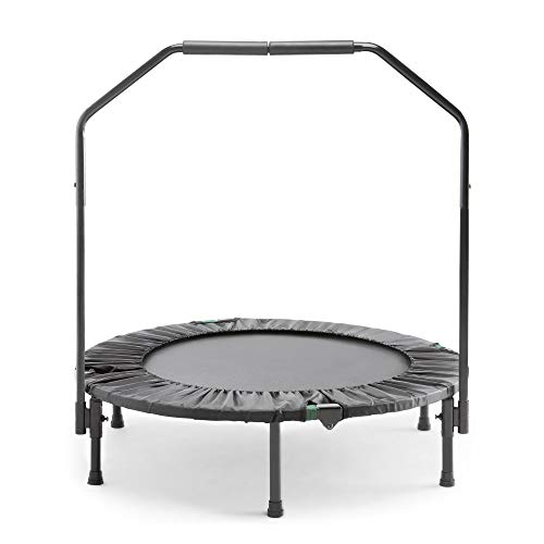 Marcy Trampoline Cardio Trainer with Handle...