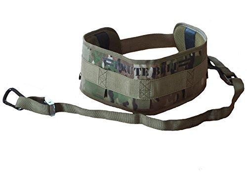 Brute Belt - Nylon Dip Pullup Squat Belt...