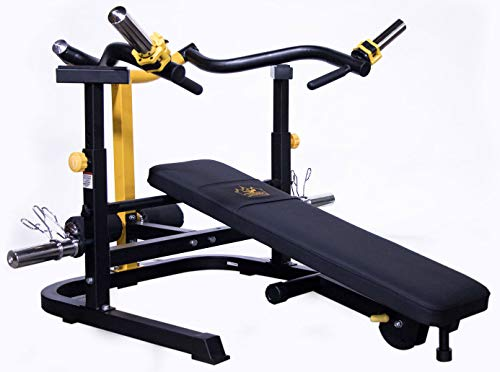 Fitking ISO Chest Machine - Plate Loaded