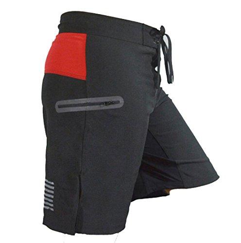 Sanguine Men Shorts, Workout Shorts, Training...