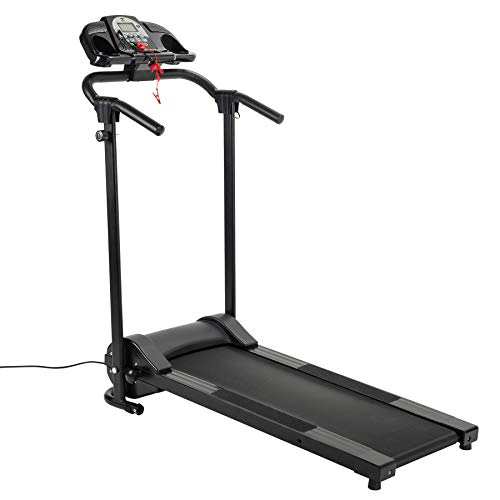 ZELUS Folding Treadmill for Home Gym,...