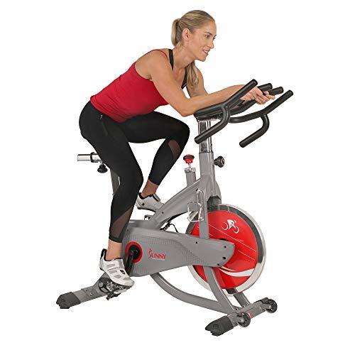 Sunny Health & Fitness AeroPro Indoor Cycling...