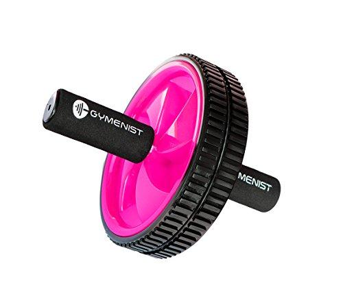 GYMENIST Abdominal Exercise Ab Wheel Roller...