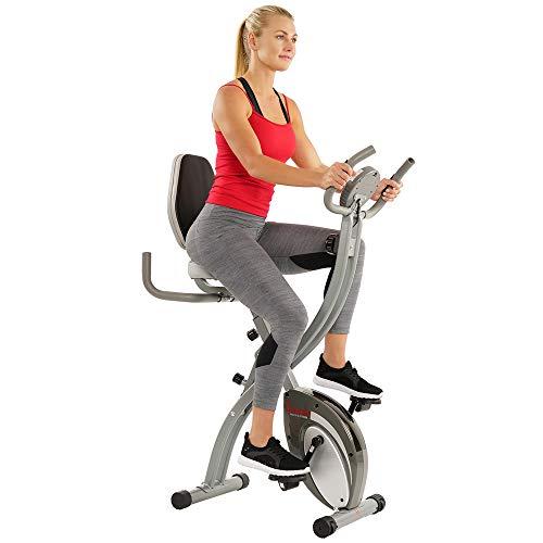 Sunny Health & Fitness Comfort XL Ultra...