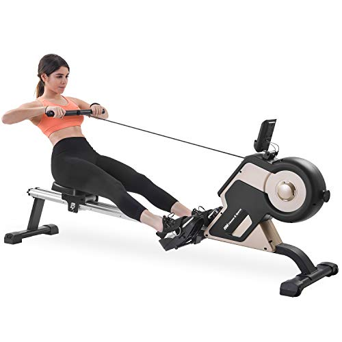 Merax Rowing Machine Indoor Home Rower...