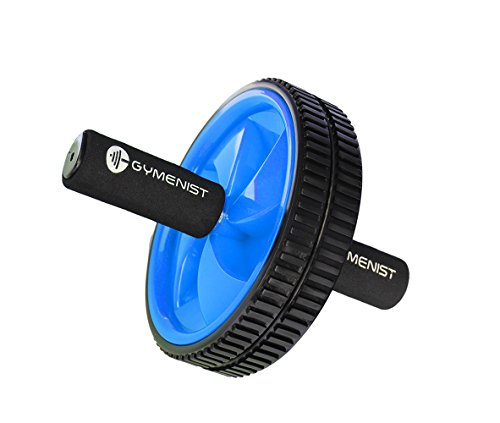GYMENIST Abdominal Exercise Ab Wheel Roller...