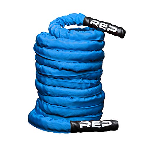 Rep V2 Battle Ropes - PolyDacron Battle Rope...