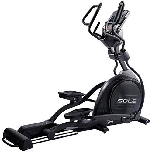 SOLE Light Commercial E98 Elliptical with...