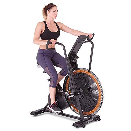 Octane Fitness Airdyne ADX Fan Bike, Black,...