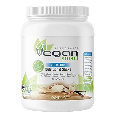 Vegansmart Plant Based Vegan Protein Powder...